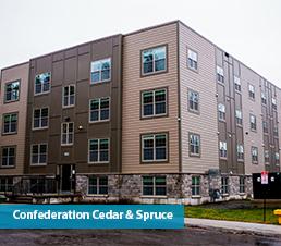 Confederation Cedar & Spruce